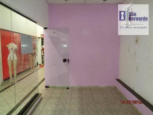 sala comercial para locação, centro, americana. - sa0165
