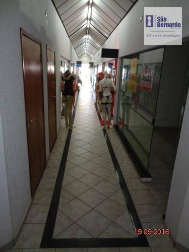 sala comercial para locação, centro, americana. - sa0167