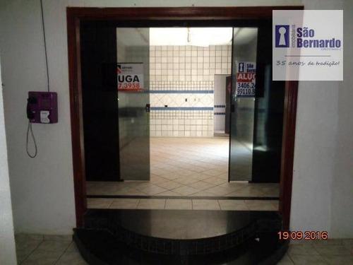 sala comercial para locação, centro, americana. - sa0168