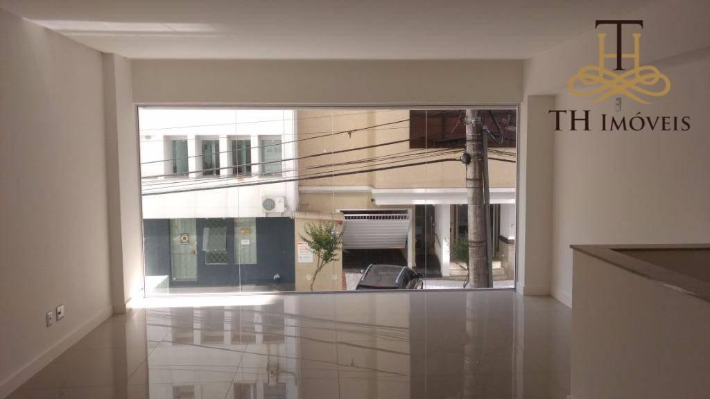 sala comercial para locação, centro, balneário camboriú. - sa0035