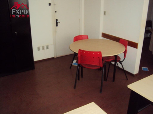sala comercial para locação, centro, campinas. - sa0054
