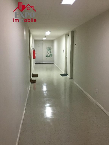 sala  comercial para locação, centro, campinas. - sa0083