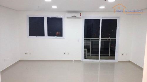 sala comercial para locação, centro, diadema - sa0031. - sa0031