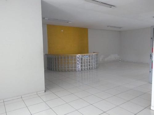 sala comercial para locação, centro, ferraz de vasconcelos. - sa0016
