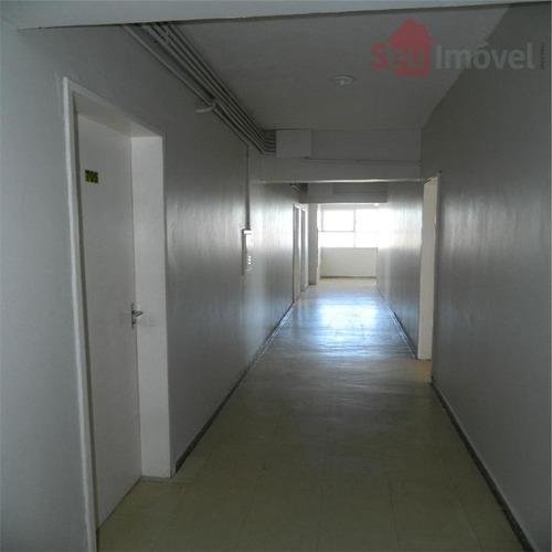 sala comercial para locação, centro, fortaleza. - sa0068