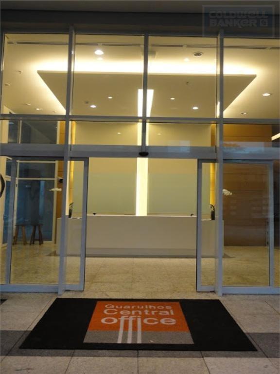 sala comercial para locação, centro, guarulhos. - codigo: sa0018 - sa0018