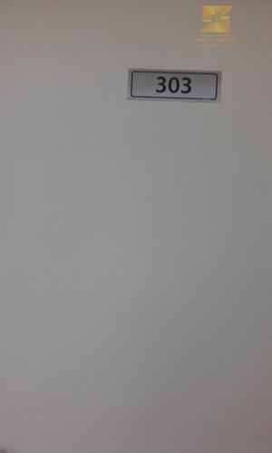 sala comercial para locação, centro, guarulhos. - codigo: sa0275 - sa0275