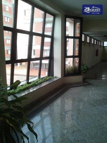 sala comercial para locação, centro, guarulhos. - sa0131