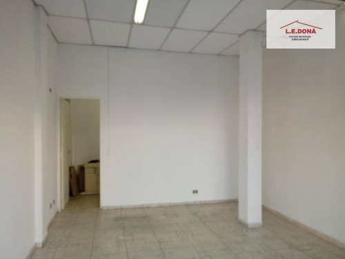 sala comercial para locação, centro, osasco. - sa0044