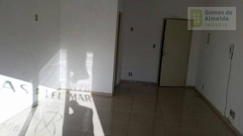 sala comercial para locação, centro, santo andré - sa0121. - sa0121