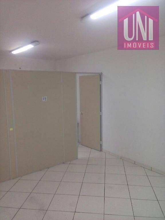 sala comercial para locação, centro, são bernardo do campo. - sa0048
