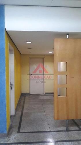 sala comercial para locação, centro, suzano. - sa0028