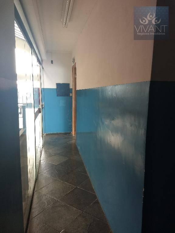 sala comercial para locação, centro, suzano. - sa0045