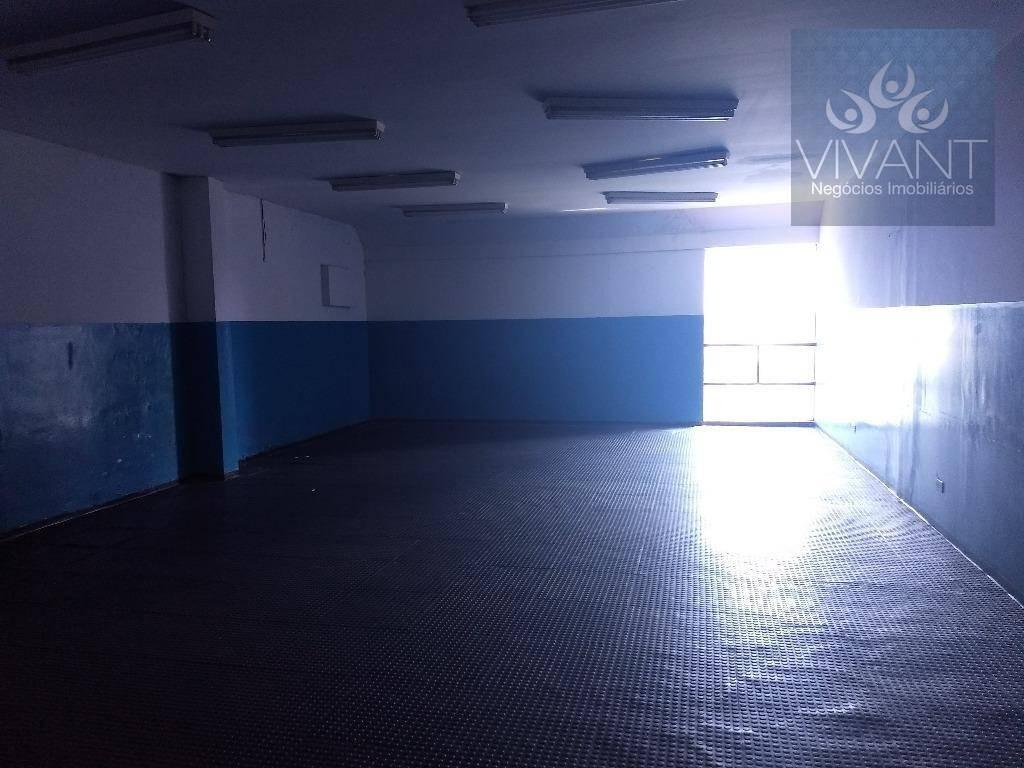 sala comercial para locação, centro, suzano. - sa0046