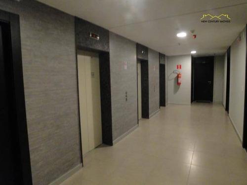 sala  comercial para locação, centro, vila velha. - sa0202