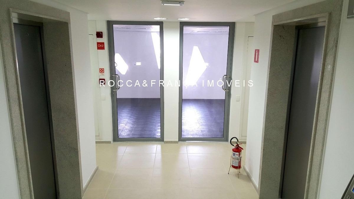 sala comercial para locação - chácara santo antonio - sa00096