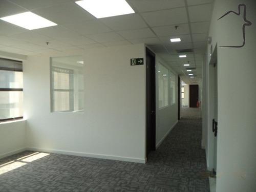 sala comercial para locação com 356 metros na república - sa00028 - 34070309