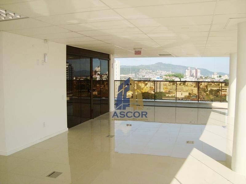 sala comercial para locação, com vista para o mar,estreito, florianópolis. sa0207 - sa0207