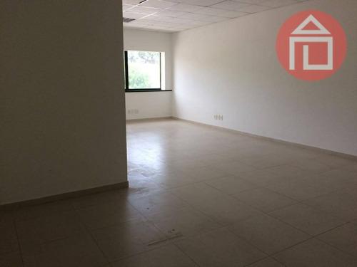 sala comercial para locação, edifício carraro tower, bragança paulista - sa0087. - sa0087