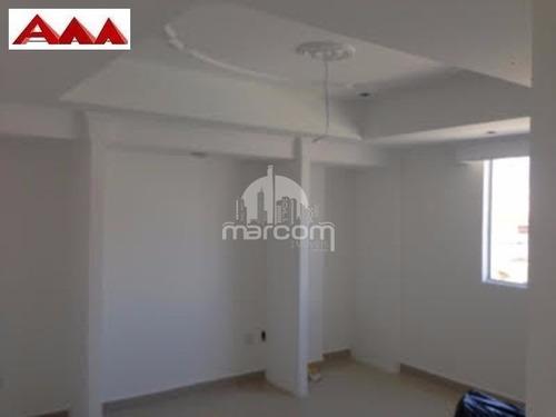 sala comercial para locação em andar superior com aproximadamente 39m² de área útil no bairro vila real de balneário camboriú/sc. - mscl-006