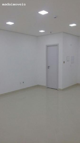 sala comercial para locação em mogi das cruzes, vila mogilar, 1 banheiro, 1 vaga - 1909