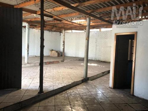 sala comercial para locação em novo hamburgo, rondônia, 1 banheiro - sas0009