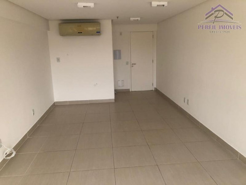 sala comercial para locação em salvador, paralela, 1 dormitório, 1 banheiro, 1 vaga - 651