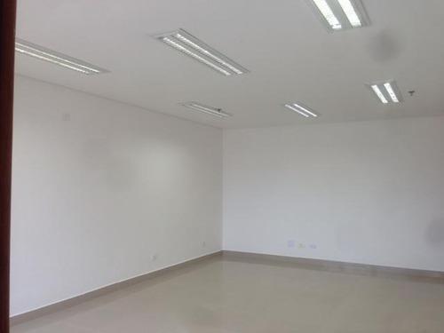 sala comercial para locação em são josé dos campos, centro, 1 banheiro, 1 vaga - 14109