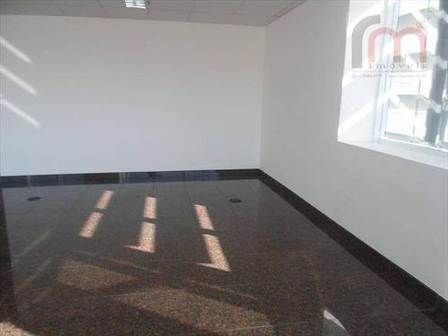 sala comercial para locação, gonzaga, santos - winwork- sa0019. - sa0019