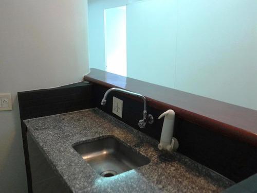 sala  comercial para locação, grupo residencial do iapc, campinas. - codigo: sa0119 - sa0119
