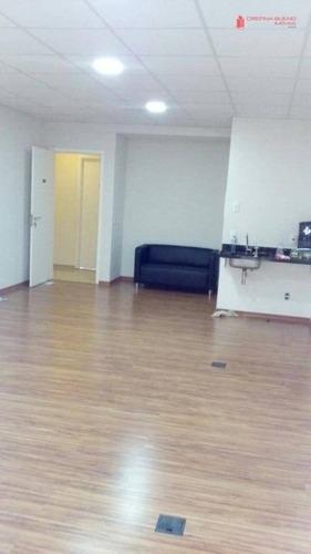sala comercial para locação, jabaquara, são paulo - sa0048. - sa0048