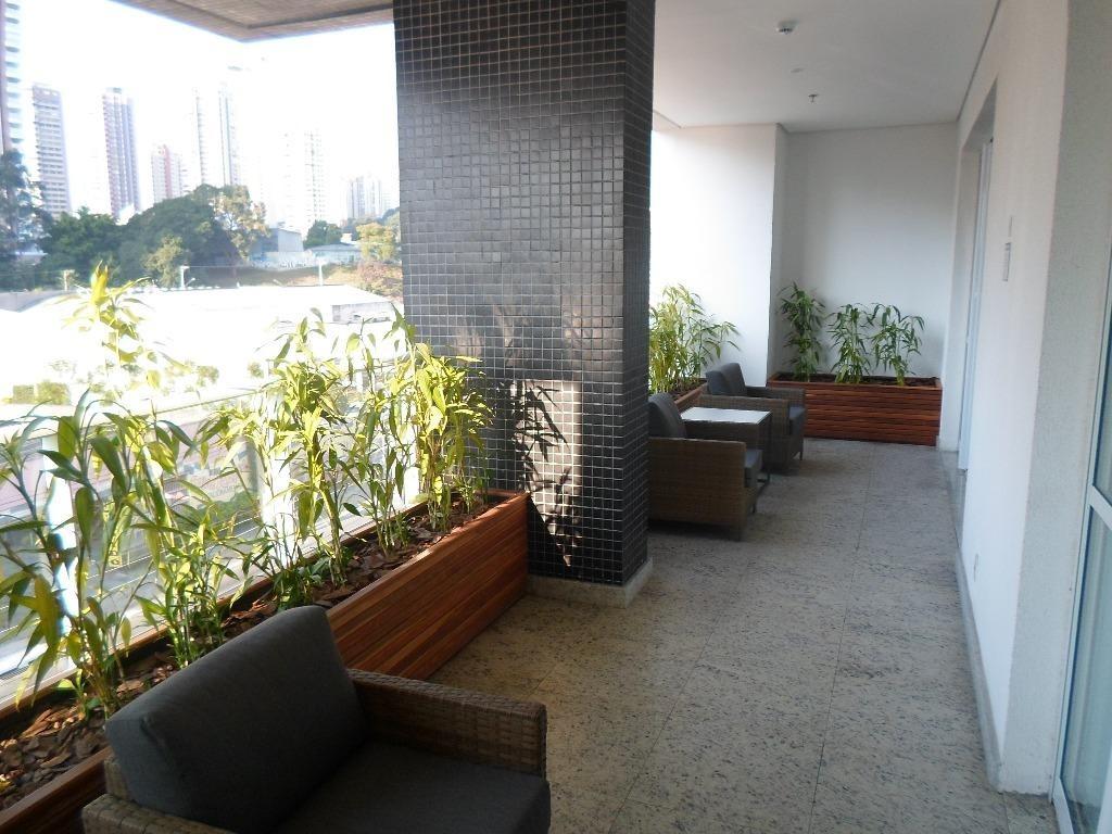 sala comercial para locação, jardim anália franco, são paulo. - sa0499