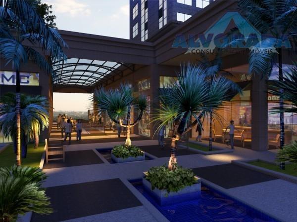 sala  comercial para locação, jardim aquárius, são josé dos campos. - sa0411