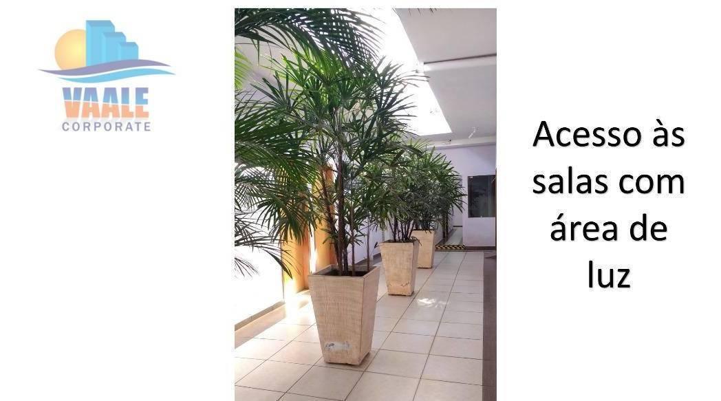 sala comercial para locação, jardim chapadão, campinas. - sa0017