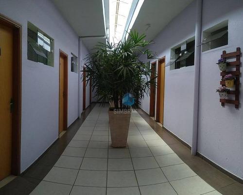 sala comercial para locação, jardim chapadão, campinas. - sa0019