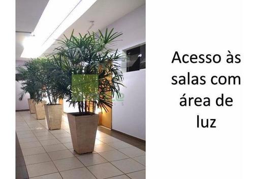 sala comercial para locação, jardim chapadão, campinas. - sa0031