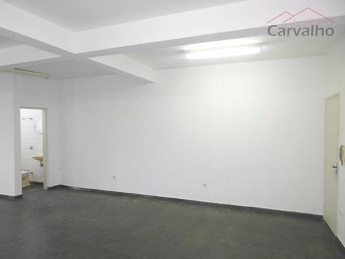 sala comercial para locação, jardim guanca, são paulo - sa00
