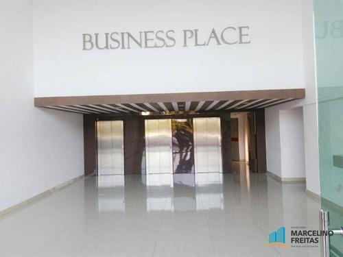 sala comercial para locação, jereissati i, maracanaú. - codigo: sa0147 - sa0147
