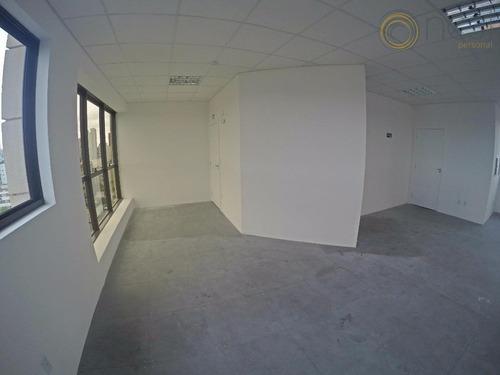 sala  comercial para locação, juvevê, curitiba. - sa0119