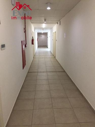 sala comercial para locação, loteamento center santa genebra, campinas. - sa0088