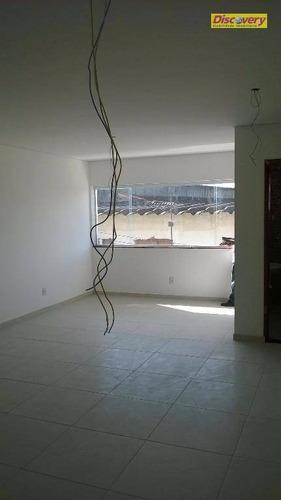 sala comercial para locação, macedo, guarulhos - sa0010. - sa0010
