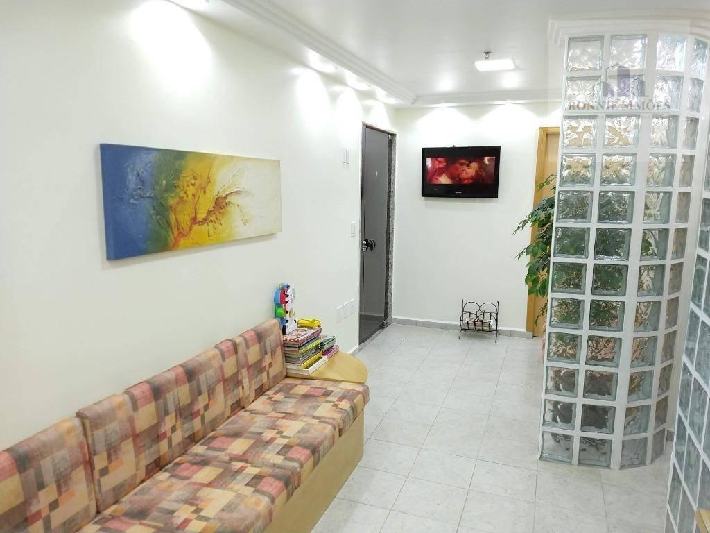 sala comercial para locação - moema, ótimo para clínicas são paulo/sp - sa0239