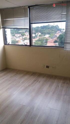 sala comercial para locação, morumbi, são paulo - sa0060. - sa0060