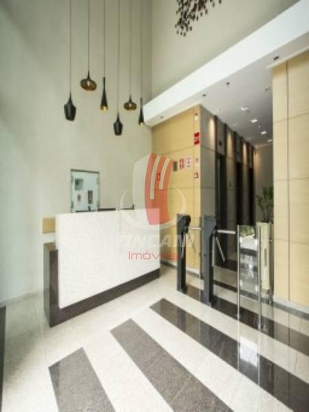 sala comercial para locação no bairro do tatuapé com 49 metros e 1 vaga. - 4263