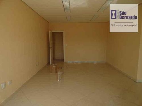 sala comercial para locação, nova americana, americana. - sa0025