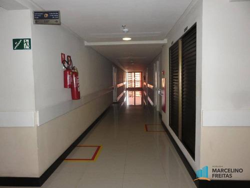 sala comercial para locação, papicu, fortaleza. - codigo: sa0148 - sa0148