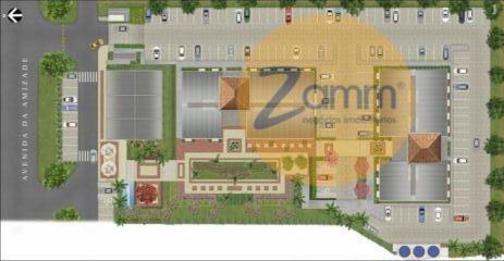 sala comercial para locação, parque villa flores, sumaré. - codigo: sa0167 - sa0167