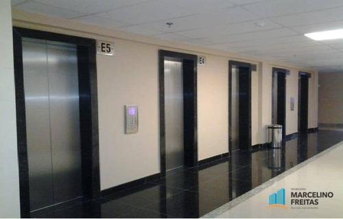 sala comercial para locação, parquelândia, fortaleza. - codigo: sa0115 - sa0115