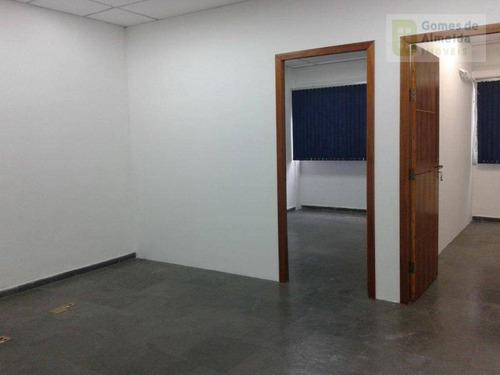 sala comercial para locação, paulicéia, são bernardo do campo - sa0100. - sa0100