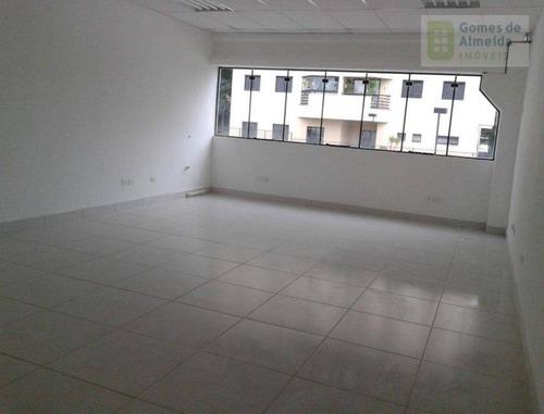 sala comercial para locação, paulicéia, são bernardo do campo - sa0101. - sa0101